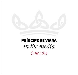 Príncipe de Viana in the media / June 2015