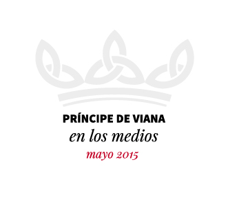 Príncipe de Viana en los medios / Mayo 2015