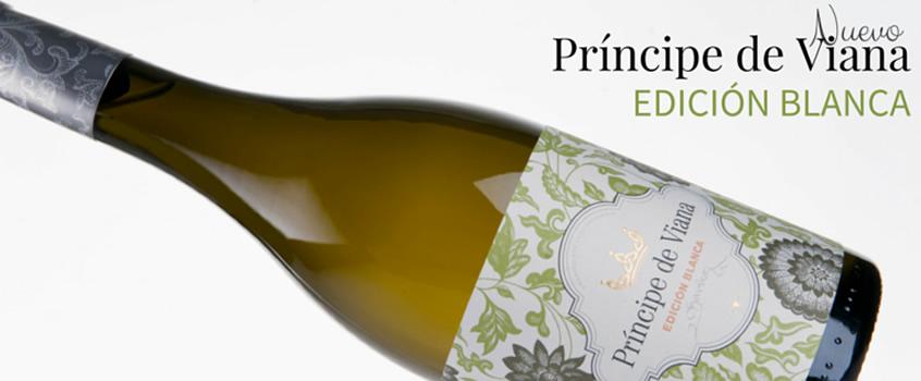 Príncipe de Viana presents new Edición Blanca