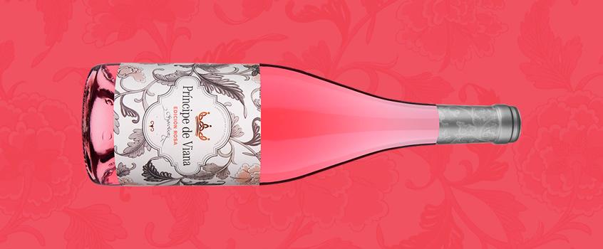 El nuevo e innovador rosado Príncipe de Viana Edición Rosa