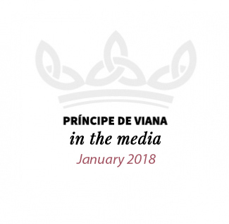 Príncipe de Viana in the media / January 2018