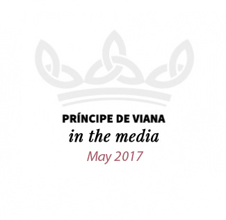 Príncipe de Viana in the media / May 2017