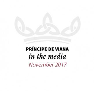 Príncipe de Viana in the media / November 2017