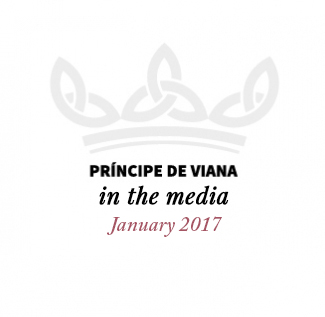 Príncipe de Viana in the media / January 2017