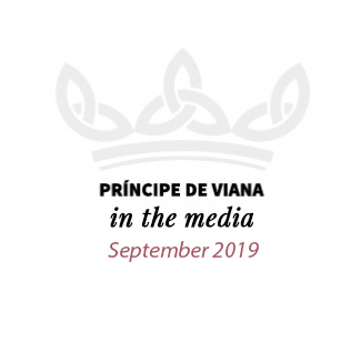 Príncipe de Viana in the media / September 2019