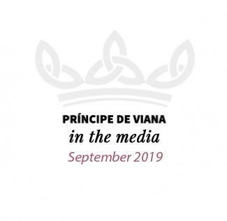 Príncipe de Viana in the media / September 2019