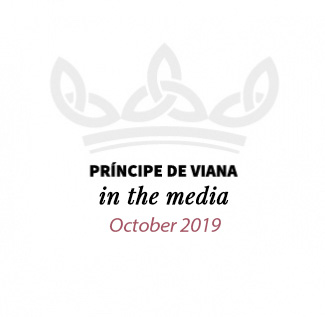 Príncipe de Viana in the media / October 2019