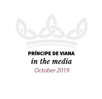 Príncipe de Viana in the media / October 2019
