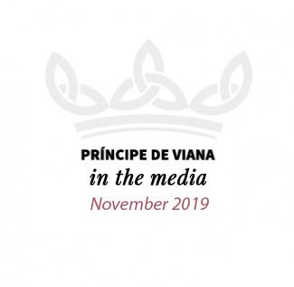 Príncipe de Viana in the media / November 2019