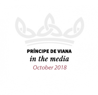 Príncipe de Viana in the media / October 2018