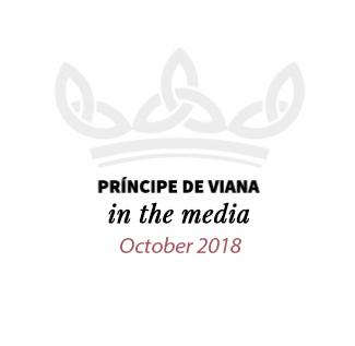 Príncipe de Viana in the media / October 2018