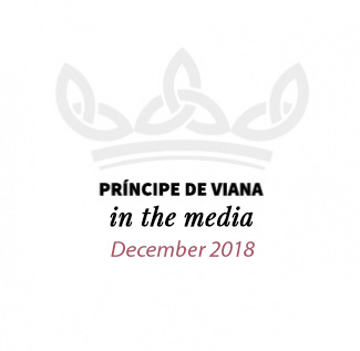 Príncipe de Viana in the media / December 2018