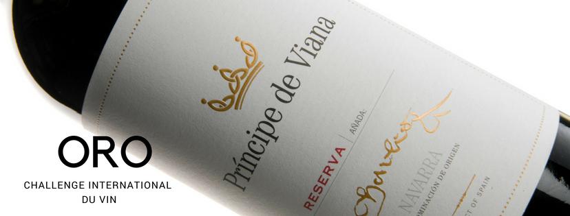 Príncipe de Viana 1423 Reserva 2013, 90 puntos Wine Enthusiast